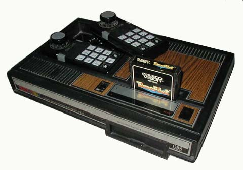 ColecoVision dk Presents: The ColecoVision Video Game Console