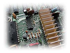 ColecoVision Video Game Console PCB...