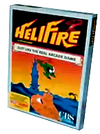 Helifire box for ColecoVision...