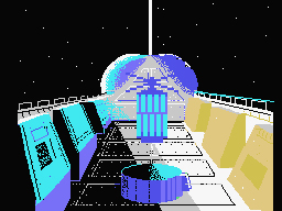 Space Shuttle - ColecoVision.dk